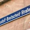 Rudolf-Breitscheid-Straße: Das Ringen um das beste Verfahren