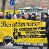 Neonazidemonstration in Fürth
