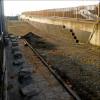 Abgeriegelt – Stadt lässt die Deutsche Bahn Mauer um Fürther Kindergarten bauen