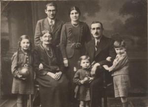 Familie Glaser (1938)