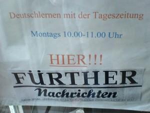 Deutschlernen, griechischessen, chinesischschreiben? (Foto: Peter Kunz)