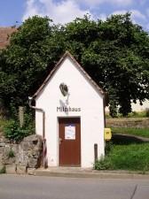 Milchhaus in Ritzmannshof (Foto: Christofer Hornstein)