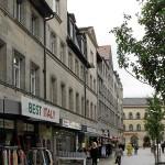 Der vordere Abschnitt der Rudolf-Breitscheid-Straße (Foto: Ralph Stenzel)