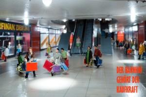 »Der Bahnhof gehört der Kaufkraft«