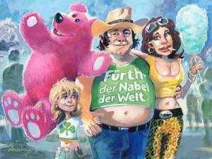 Anton Atzenhofer: Nabel der Welt