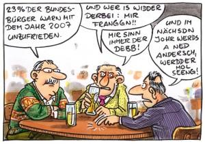 Gerd Bauer: Mir Franggn