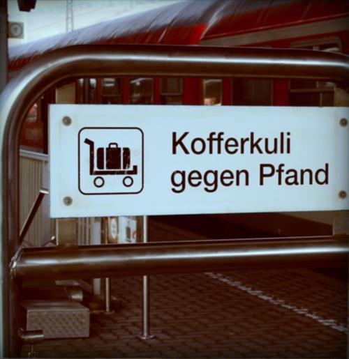 Kofferkuli (Foto: Andrea Himmelstoß)