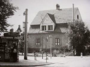 Ehemalige Polizeistation an der Jakobinenstraße (Foto: Stadtplanungsamt Fürth)