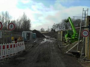 Zwischendeponie am Finkenschlag (Foto: Alfred Schermann)