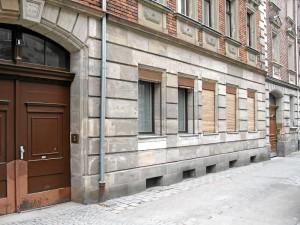 Erdgeschoß des Hauses Salzstraße 8 (Foto: Ralph Stenzel)
