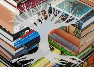 Bücher für die Metropolregion (Foto: Andrea Himmelstoß, Bearbeitung Sonja Schwarm)