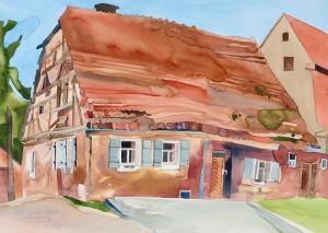 Heinz Schillinger: Bauernhaus