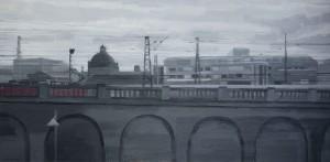 Lena Krasotina: Eisenbahn