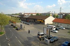 Gebhardstraße Südseite (Foto: Christofer Hornstein)