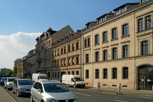 Gebhardstraße Nordseite (Foto: Christofer Hornstein)