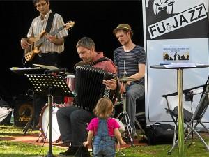 1. Welttag des Jazz der UNESCO – in Fürth (Foto: Moritz Schulz)