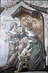Albrecht Dürer: Verleumdung des Apelles (Foto: Zentralinstitut für Kunstgeschichte, München)