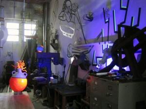 Kulturring C - Gastspiel 2012 - Atelier Heinrich Mangold