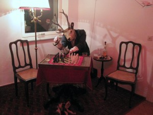 Kulturring C - Gastspiel 2012 - Mirel & Cisek in der »Galerie in der Promenade«