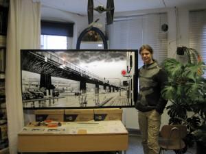 Kulturring C - Gastspiel 2012 - Atelier Axel Voss