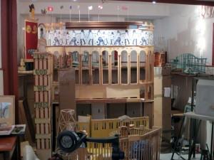 Kulturring C - Gastspiel 2012 - Atelier Fredder Wanoth