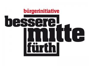 Das Logo der BI »Bessere Mitte Fürth« (Grafik: Armin Stingl)