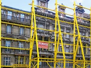 So macht man es in Brüssel, 2007 (Foto: Armin Stingl)