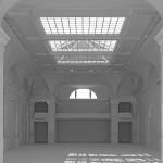 Festsaal des Parkhotels (Computerrekonstruktion: Dipl.-Ing. Klaus Heller)