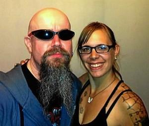 Michael Regener und Vanessa Becker (Foto: a.i.d.a.)