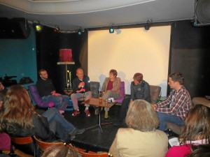 Podiumsdiskussion im Babylon-Kino (Foto: Catch Up)