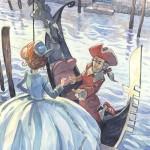 Anton Atzenhofer: Casanova, die Flucht