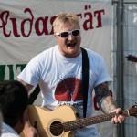 Musiker des Musikkollektivs »homies&spasten«