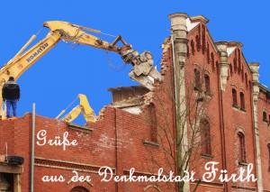 »Grüße aus der Denkmalstadt« (Foto und Bearbeitung: Alexander Mayer)