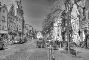 Das Schweigen der Gäste... Zukunft in der Gustavstraße? (Foto: Alexander Mayer)