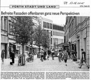 FN-Artikel vom 17.08.2015 (Foto: Hans-Joachim Winckler)