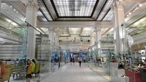 Mall in Melbourne (Foto: Christofer Hornstein)