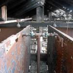Wassertanks im Dach (Foto: Fotogruppe »Rätselhaftes Fürth«)
