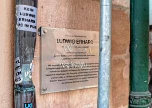 Eindrücke aus der Ludwig-Erhard-Straße (Foto: Alexander Mayer)