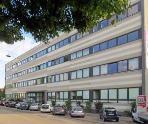 Das Gebäude Karolinenstr. 86 (Foto: Susanne Krebs)
