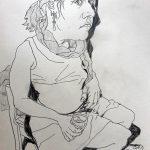 Mohne (Zeichnung: Christoph Haupt)