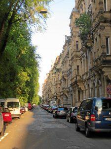 Schmuckstück Königswarterstraße (Foto: Susanne Krebs)