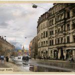 Erlanger Straße (Montage: Robert Söllner)