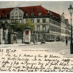Friedrichstraße (historische Postkarte)