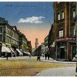 Schwabacher Straße (historische Postkarte)