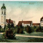 Kirche St. Heinrich (historische Postkarte)