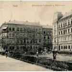 Hornschuchpromenade (historische Postkarte)