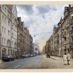Nürnberger Straße (Montage: Robert Söllner)