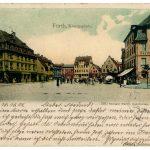 Königsplatz (historische Postkarte)