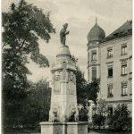 Ceresbrunnen / heutige Billinganlage (historische Postkarte)