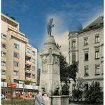 Ceresbrunnen / heutige Billinganlage (Montage: Robert Söllner)
